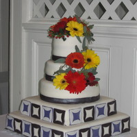 Alyssa's Wedding Cake