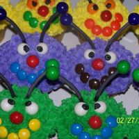 Monster Cup-Cakes