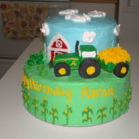 John Deere Birthday For My 3 Year Old Nephew