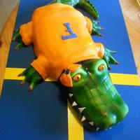 Florida Gators And Swedish Flag