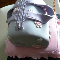 Purse Cake Birthday cake for a girly girl!