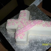 First Communion   First communion cake