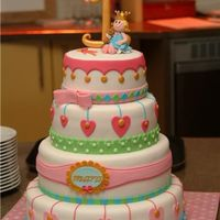 Princess Mara's 1St Birthday