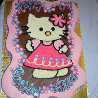 Hello Kitty For my daughters 5th Birthday
