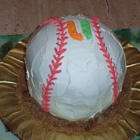 University Of Miami Baseball Cake