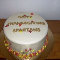 Thanksgiving For The Squadron Spice cake with WASC adaptation, Cheesecake filling (Philly pre-package works great!), cinnamon buttercream. This cake turned out to be a...