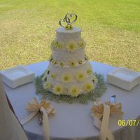 Edith's Wedding Cake