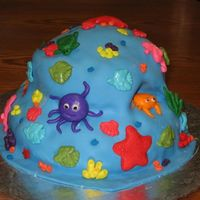 Under The Sea   sooo much fun to make.....thanks for looking.