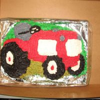 Ih Tractor For Nephews Birthday the tractor is painted like a 1957 IH 330 Nephew loves tractors