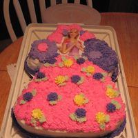 Mimi's Birthday Cake Barbie doll for grand-daughter