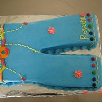 Groovy Jeans My first upload of one of my cakes...I am self taught, doing cake decorating for about a year now...usually for my daughters and close...