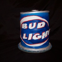 Budlight   Grooms cake