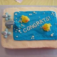 Ducky Themed Baby Shower