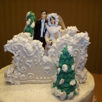 December Holiday Wedding
