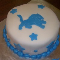 Detroit Lions   Although not perfect, this cake is still better than the Lions past few seasons.