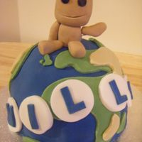 Little Big Planet Cake! this is, i think, my sixth cake. it's a cake for my best friends nephew who is about seven i think. it's in the theme of little...
