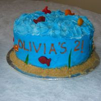 Smash Cake   And this is the Smash cake that goes along with the Fish Cake