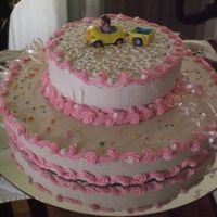 Dora The Explorer Girl Cake