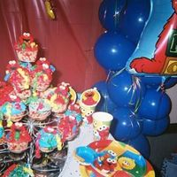 Cupcakes For My Grandson's Birthday Party Carlito