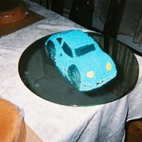 One Of My Grandson's Cakes (Car)