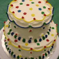 Colors...   all buttercream