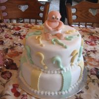 Whats In There??   All fondant... got the design from someone on here... Thanks!