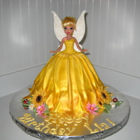 Sunshine Fairy Sunshine Fairy cake for a little girl turning 2!