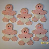 Baby Cut-Out Cookies