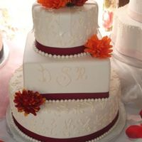 Wedding Display Cake