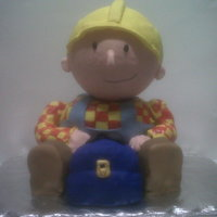 3D Bob The Builder This was whipped up for my cousin's kid. He loved it. TFL