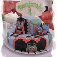 4.birthday my sons 4.birthday yesterday... He exactly ordered it this way *gg all fondant