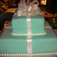 Tiffany Blue 2 Tier Let me know what you think???