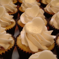 Wedding Rehearsal Cupcakes