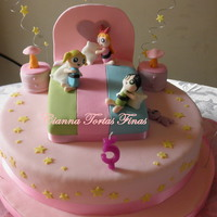 The Powerpuff Girls Cake Ii