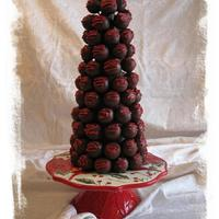 Cake Truffle Tree