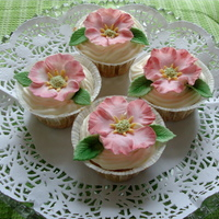 Apple And Banana Cupcakes