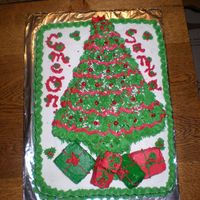 Christmas Cake For 5Th Graders Check out the After Christmas cake. We had a snow day on the last day of school so this one never made it to class.