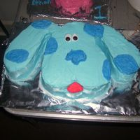 Blues Clues My nephew's 1st bday