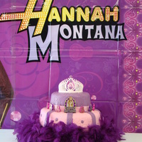 Hannah Montana/princess Birthday