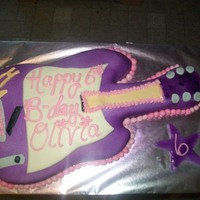 My Version Of A Hannah Montana Guitar