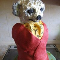 Compare The Meerkat based on the amazing, a bit of a cult in the uk. 6 inch cakes for the body, rice krispies for the head (which eventually fell off... the...