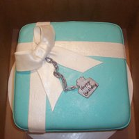 Sabrina's Tiffany Box