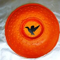 Sporting Clay Cake Cake for blackwing shooting center in ohio