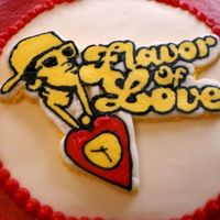 Flavor Of Love Cake (Up Close)