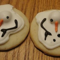 Melting Snowmen Thank you SOOOO much laurs_1981 for the cookies you did! I believe I saved them to my favorites LAST Christmas season and was so excited to...