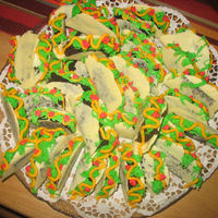 "Tacos my version of tacos!!!!!thanks to ""lpino"" for her advice and help"