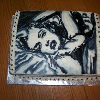 Marilyn Monroe This cake was for a retro 50's addict and Marilyn Monroe fan. She's also a major chocoholic. So it's two 9 x 13 layers of...