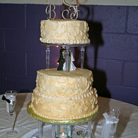 My Second Wedding Cake wedding cake2