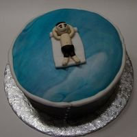 Welcome To Summer Cake With summer approaching i decided to make a cake to resemble a favorite past time of a lot of people. Lounging in the pool. This was my...