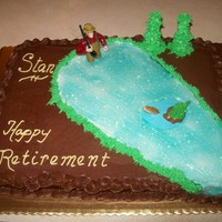 Fishing Cake - Retirement - 2008-12-18